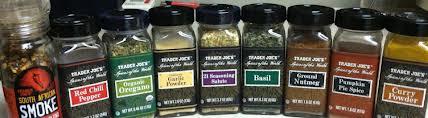 TJ Spice Mixes
